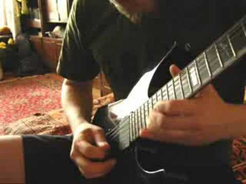 Chimaira-Six (solo_cover)