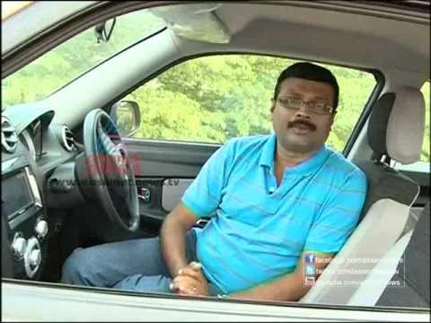 Mahindra Reva e2o:Smart Drive 30th March 2013 Part 1സ്മാര്ട്ട് ഡ്രൈവ്