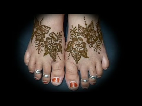 Amazing and beautiful Mehadi design for Housewives|| Wedding party styling|| New Fashion video 2018