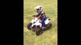 Electric Highper 1000W Battery Powered Kids Quad Bike