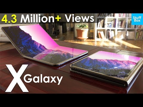 Samsung Galaxy X - 7 Years in Making | Finally Here 2018!