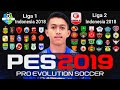 Download PES 2019 Mod Gojek Liga 1 Indonesia & Liga 2 Indonesia   FTS 19 Jersey terbaru 2018