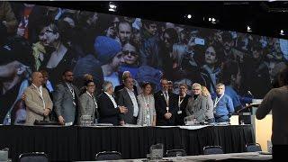 Élections des membres du Bureau de la FTQ