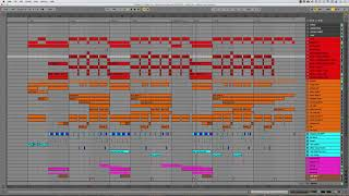 """Tech House Ableton Template - """"Freaky Shit"""" (Eli Brown Style) - ZermeloMusic.com"""