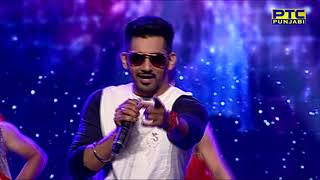 Babbal Rai Performance In Voice Of Punjab Chhota Champ 2 Grand Finale Event