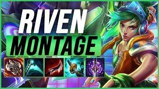 Riven Montage 4 - Best Riven Plays 2019 - League of Legends