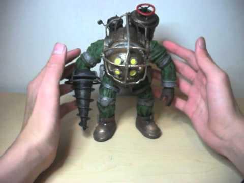 Bioshock Figure Review Big