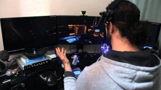 Elite Dangerous and TRACKIR 5 (and Saitek x52)