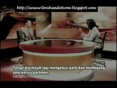 Anwar Amalkan Kronisme - BBC