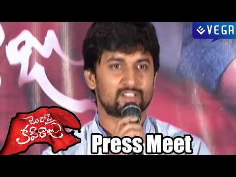 Janda Pai Kapiraju Movie Press Meet - Nani Amala Paul - Latest...