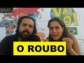 O ROUBO NO PERU | VOLTA AO MUNDO DE MOTORHOME | FAMILIA | VAN COM TUDO |  T. MEXICO /EP.02