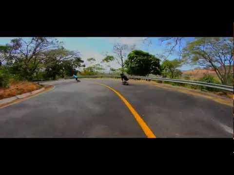 GT Downhill: Guanacaste raw run