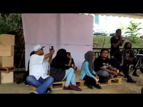 Evolusi Puisi Melayu Oleh Gilakata - Pok (rap) video