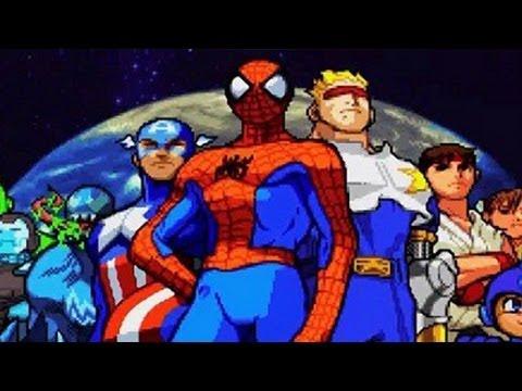 Marvel vs. Capcom Origins Review - IGN Review