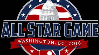 MLB the show 18 - 2018 MLB All Star Game Simulation