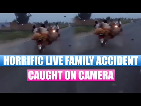 Most Dangerous Bike Racing Accident Ever in Indian Village