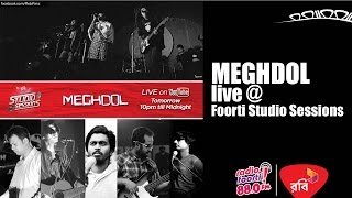Robi Presents Foorti Studio Sessions with MEGHDOL