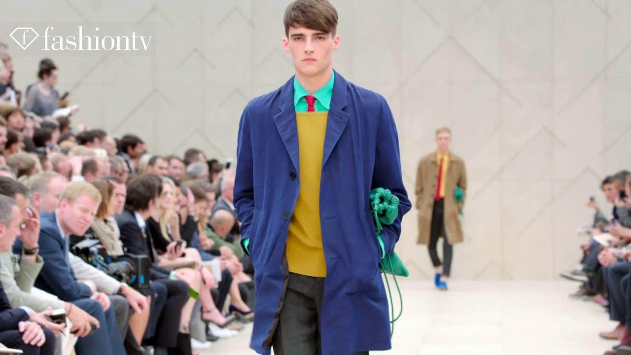 Burberry Men Spring/Summer 2014 | London Collections: Men LCM