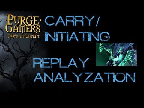 Dota 2 Replay Analyzation  Carriesinitiators