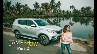 Drive with Ranjini Haridas Part 2 | Jameshow | Mahindra Allturas g4