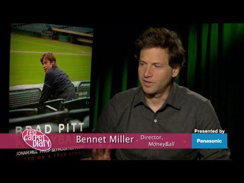 Bennett Miller Of Moneyball At The Toronto Film Festival 2011