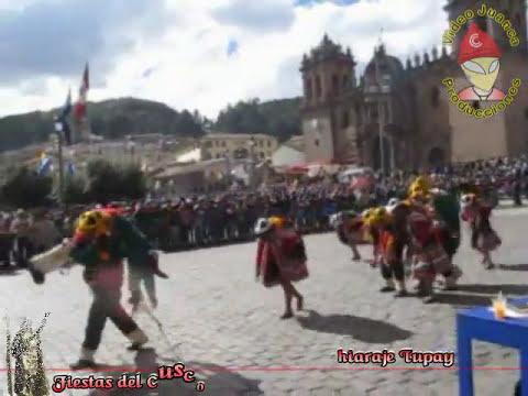 Danza Chiaraje Tupay