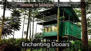 Dooars Vlog 2018 | Samsing to Jaldapara | Laliguras viewpoint | episode 2