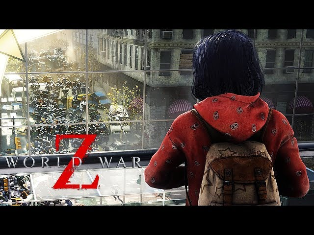 WORLD WAR Z GAMEPLAY - UNDEAD SEA, NEW TOKYO MISSION & SPECIAL ZOMBIE! (WWZ) thumbnail