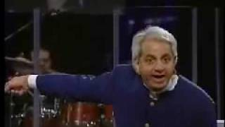BENNY HINN CONFRONTS JOEL OSTEEN & OPRAH (Larry King)
