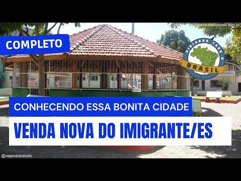 Viajando Todo o Brasil - Venda Nova do Imigrante/ES-2012 - Especial