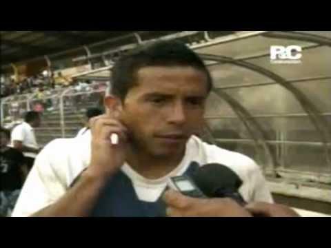 Partido jugador en Ibague el 16 de enero de 2013, goles del paraguayo Rogeiro Leichtweis en dos ocasiones, Davinson Monsalve y Breyner Bonilla. Partido de preparacion para el partido de Copa...