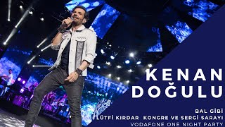 Kenan Doğulu - Bal Gibi - One Vodafone Night Party Live Performance 11 May 2012