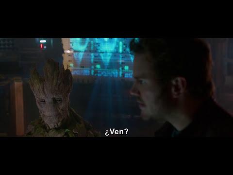Guardianes de la Galaxia: Tengo un Plan