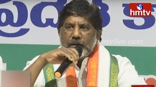 Congress MLA Bhatti Vikramarka Comments on KCR  | hmtv