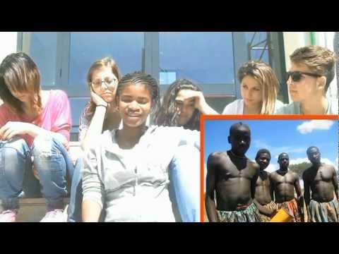 La storia dell'Angola - 2°C A.F.M Rosselli (Miriam Makeba e Agostinho Neto) Regia Mione Daniele