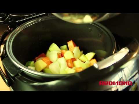 Как приготовить форель в мультиварке редмонд