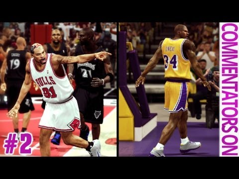 Commentators On - Favorite NBA Team Of All-Time | Part 2 | Ft. IpodKingCarter, ErnC05, etc. NBA 2K13