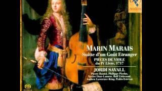 Marin Marais - Gigue La Fleselle