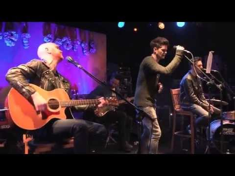 The Script  - Stay (Rihanna Cover) BBC Radio 1 Live Lounge 14/05/2013