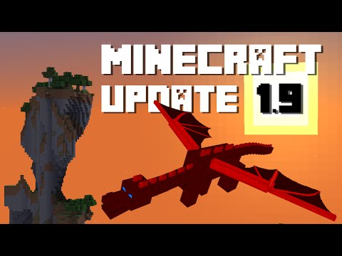 Minecraft by Microsoft - 1.9 Update Features