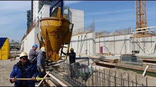 Bouw Terras aan de Maas Toren 2 (6) - VORM de toekomst / Spijkenisse 2019