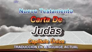 Carta de Judas - Traducción Lenguage Actual