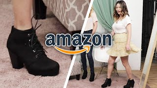 Women Try Amazon's Top Rated Heels