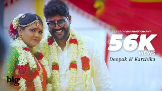 Tamil Wedding Deepak & Karthika - Big photography