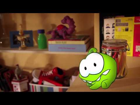 Om Nom Stories   Robo Friend Episode 10, Cut the Rope
