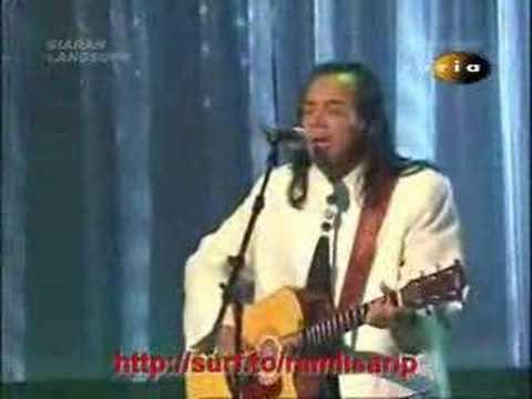 Ramli Sarip - Bukan Kerna Nama - TV Concert