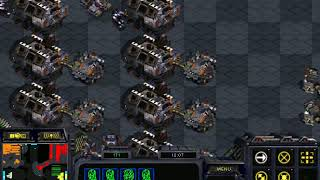 starcraft BW fastest 3vs3 (distraction)