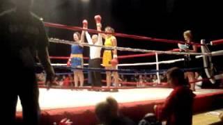 Baraka Bouts 2010 - Anna vs. Jenny Part 5/5