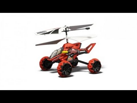Air Hogs Hover Assault Eject Helicopter Review