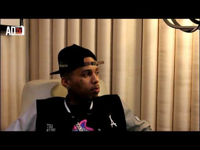 "Kid Ink: ""I Don't Have A Record On My Album Forced By The Label"" @AmaruDonTV"